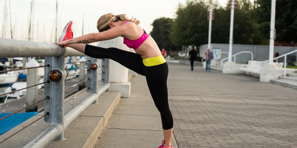 Running and Yoga: A Full Marathon Training Schedule