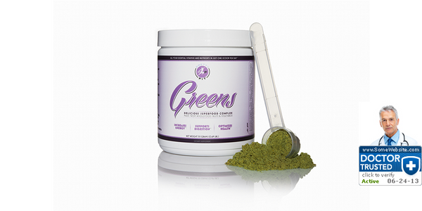 PrettyFit Greens: Now Doctor A Trusted™ Greens Supplement