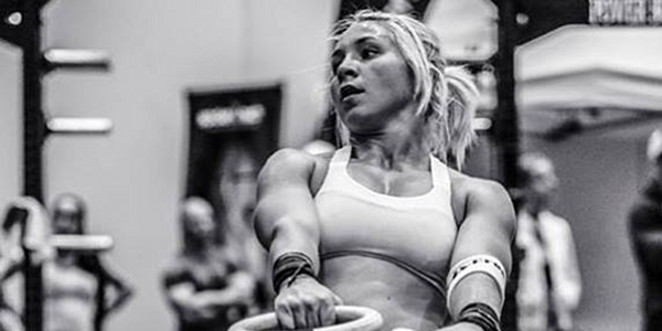 A Day In the Life of One of the World's Top CrossFit Women