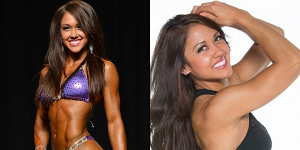 Athlete Interview: IFBB Pro Tanya Rachan