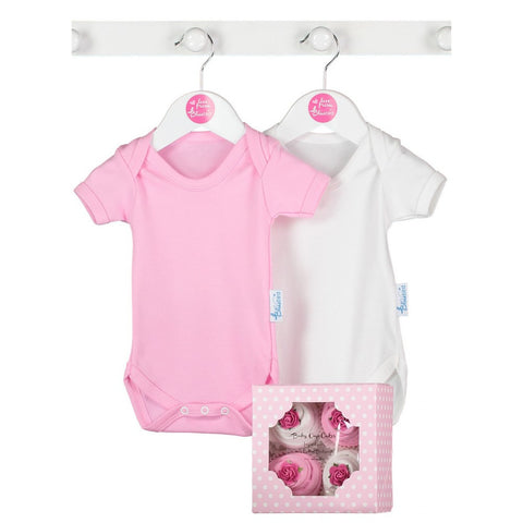 Kids gifts dubai personalized gifts dubai sewitt sew it sold out baby cupcake bodysuit pink negle Choice Image