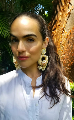 Alegra Charms Collection in White