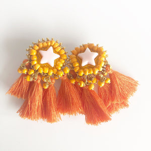 Handmade Statement Earrings