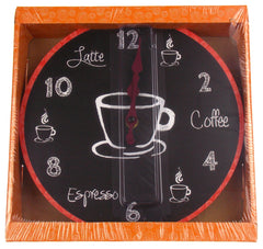 Coffee Clock FUNsational Finds