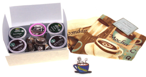 Coffee Lovers 11 Pc Gift Set - FUNsational Finds