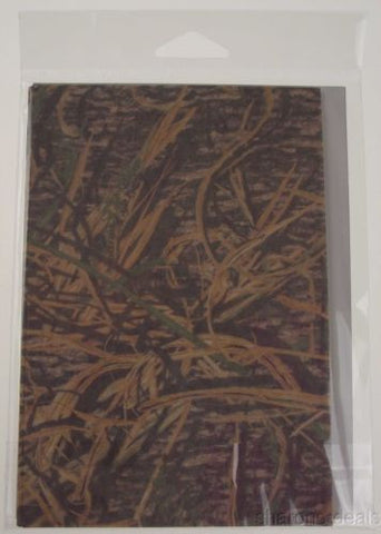 Lot 4 Mossy Oak Shadow Grass Thin Skin Breathable Camo Wrap 3M USA 1120 sq in - FUNsational Finds - 1
