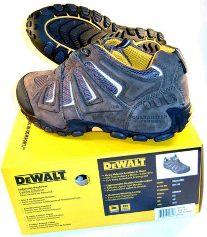 DeWalt Industrial Footwear Equalizer D41102 Gunsmoke Lightweight Hiker Men Women - FUNsational Finds - 1