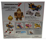 KNEX Nintendo Mario Kart 7 Donkey Kong Bolt Buggy Building Set Pull Back Motor - FUNsational Finds - 2