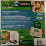 DVDiscoveries Animal Planet DVD Puzzle Blocks Mats Interactive Letters Counting - FUNsational Finds - 2