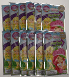 Lot 12 Strawberry Shortcake Play Pack Grab & Go Coloring Book Crayons Stickers - FUNsational Finds - 2