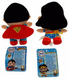 Lot 2 DC Comics Originals Little Mates Superman Wonder Woman Plush Superhero Set - FUNsational Finds - 2