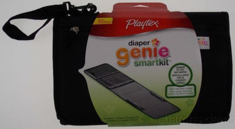 Playtex Diaper Genie Smart Kit Changing Station Pad Pillow Bumpers Waterproof - FUNsational Finds - 1