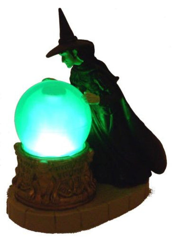 Lot of 2 Wizard Of Oz Wicked Witch of the West Light Up Crystal Ball & Mini Book - FUNsational Finds - 1