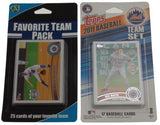 NY New York Mets Baseball Card Collecting Starter Kit 2011 Book Album Topps C&I - FUNsational Finds - 2