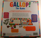NEW Gallop! The Game Scanimation Book Rufus Butler Seeder Learning Preschoolers - FUNsational Finds - 2
