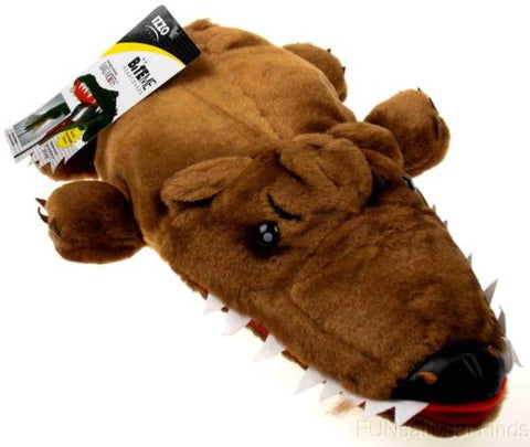 Izzo Golf Club Bite Me Head Cover Bear Headcovers Plush Magnetic Mouth Novelty - FUNsational Finds - 1
