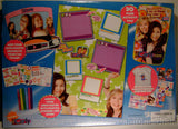 iCarly Mega Fan Activity Set Poster Pad Frame Iron Ons Stickers Glitter Markers - FUNsational Finds - 2