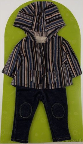 "Adora Friends Fashions 18"" Doll Clothes Town & Country 2 Jacket Riding Pants NEW - FUNsational Finds - 1"