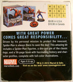 Marvel Spider-Man 3 Resin Paperweight Mega Mini Figurine Pin Book Lot - FUNsational Finds - 9