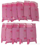 Lot of 11 Keep Calm Carry On Breast Cancer Pink Can Insulator Cooler Koozie - FUNsational Finds - 3