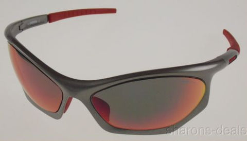 Carrera Scream Silver Red Sunglasses Safilo Group Eyewear 66-17-115 UV400 Sport - FUNsational Finds - 1
