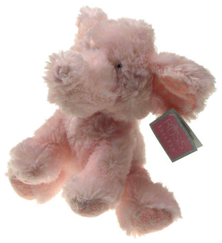 "8"" Pink Elliefumps Elephant Russ Baby Soft Plush Toy Girl Stuffed Animal Doll - FUNsational Finds - 1"