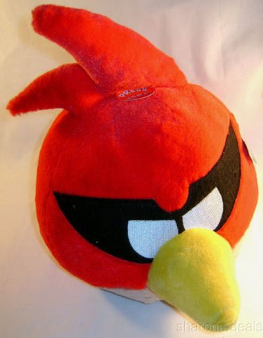 "Angry Bird Space Plush Super Red 12"" Sound Rovio Entertainment Licensed Toy Doll - FUNsational Finds - 1"