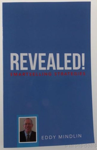 Revealed Smart Selling Strategies Eddy Mindlin 2013 Paperback Step By Sales Plan - FUNsational Finds