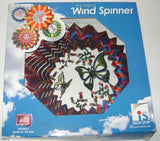 3D Butterfly Twisting Wind Spinner Sparkly Iron Stop Steel Outdoor Indoor Garden - FUNsational Finds - 2