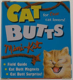 Cat Butts Magnets Field Guide Persian Siberian Siamese Surprise - FUNsational Finds - 1