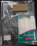 Sweet 16 Sixteen Kit Lollipop Chocolate Mold Sticks Bags Ties K55 Candy Birthday - FUNsational Finds - 2