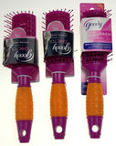 Set 3 Goody Hairbrush Chic Touch Styling Ionic Shiny Frizz Free Comfortable Grip - FUNsational Finds - 1