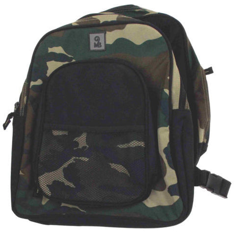 Dual Camo Shoulder Monkey Bags Medium Backpack Tote NEW Camouflage 24006 Sturdy - FUNsational Finds - 1