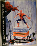 Marvel Spider-Man 3 Resin Paperweight Mega Mini Figurine Pin Book Lot - FUNsational Finds - 4