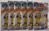 Set 6 Despicable Me 2 Play Pack Grab & Go Coloring Book Crayons Stickers Favors - FUNsational Finds - 2
