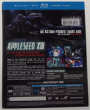 Appleseed XIII Complete Series Collection Blu-ray DVD 2013 5 Disc Set SciFi NEW - FUNsational Finds - 2
