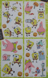 Set 2 Nickelodeon Spongebob Squarepants Self Stick Room Appliques Removable NEW - FUNsational Finds - 4