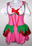 Leg Avenue Nursery Rhyme Theme S Sexy Halloween Costume Cosplay Dress Night Cap - FUNsational Finds - 1