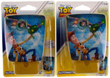 Disney Pixar Toy Story Automatic Night Light Lot 2 LED Woody Buzz Lightyear Cool