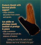 Trainer Choice Multiform Thumb Stabilizer Blue Small Thermal Plastic Support NEW - FUNsational Finds - 2
