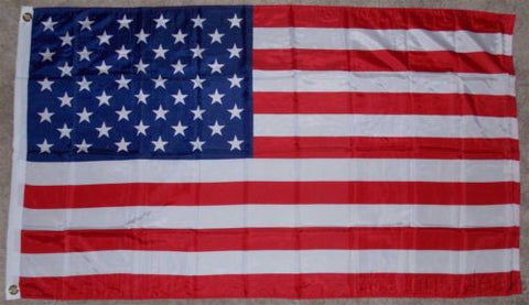 3'x5' USA Flag United States American Red White Blue Decor Patriotic Grommets - FUNsational Finds - 1