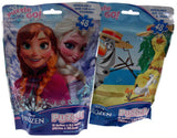 Disney Frozen Puzzle Lot 2 On The Go Foil Bag 48 Pc Anna Elsa Olaf Cardinal NEW