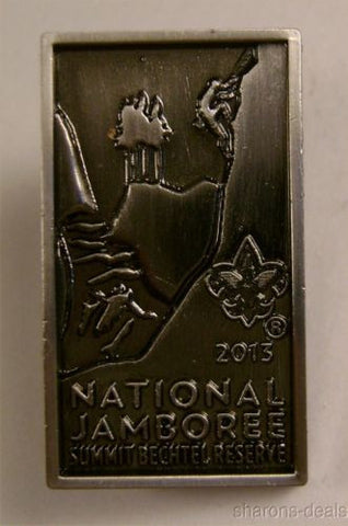 Boy Scout 2013 National Jamboree Collectible Pin Summit Bechtel Reserve NJ BSA - FUNsational Finds - 1