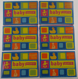 Lot 6 BabySmarts Question Answer Cards Learning About Babies Easy Fun Cummins - FUNsational Finds - 1