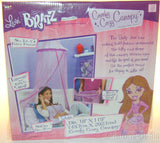 "Livin Bratz Comfy Cozy Bed Canopy Fashion Princess Pink Netting 18""x115"" Decor - FUNsational Finds - 2"