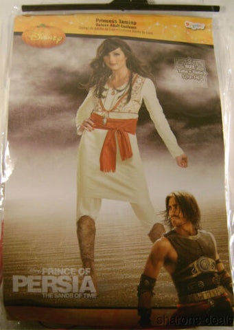 Disney Princess Tamina Halloween Costume Prince Persia Sands of Time L 12
