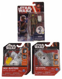Star Wars The Force Awakens Resistance Trooper Box Busters Battle of Hoth Lot 3