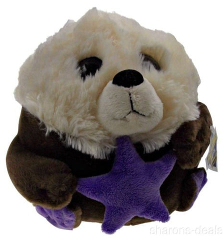 "Sea World Otter 9"" Petting Zoo Plush Toy Soft Stuffed Animal Doll Kids Gift NEW - FUNsational Finds - 1"