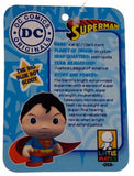 Lot 2 DC Comics Originals Little Mates Superman Wonder Woman Plush Superhero Set - FUNsational Finds - 4
