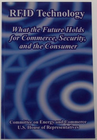 RFID Technology What the Future Holds Commerce Security Consumer Energy 2005 PB - FUNsational Finds - 1